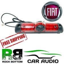 Fiat Ducato Van MK2 2006 On LED Brake Light & Rear View Reversing Camera PSC30