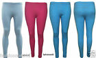 Neue Womens Damen Reiner Denim Jeggings Leggings Enge Jeans Hose Größe 8-14