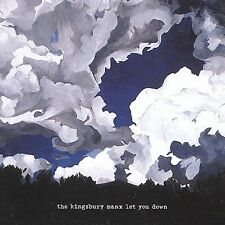 Let You Down The Kingsbury Manx MUSIC CD