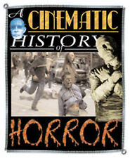 Horror  (Cinematic History) (A Cinematic History of...), Wilshin, Mark, New Book