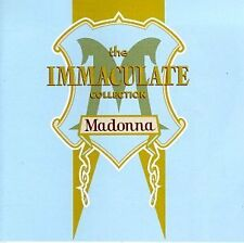 MADONNA IMMACULATE COLLECTION CD NEW