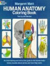Human Anatomy Coloring Book (Dover Children's Science Books)