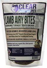 Clear Conscience Pet Lamb Airy Bites Treats Dog 2.8oz
