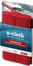 E-Cloth Bath Shower & Kitchen Sink Fibre Highly Absorbent Cleaning Pad