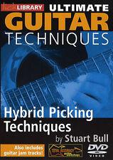 ULT GTR HYBRID PICKING TECH DVD; Bull, Stuart, Default setting, FMW - RDR0151