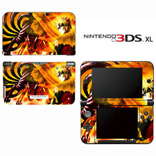 Vinyl Skin Decal Cover for Nintendo 3DS XL LL - Naruto Shippuden 2