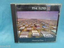 Pink Floyd A Momentary Lapse of Reason CD CDP 7 48068 2 Made in UK England