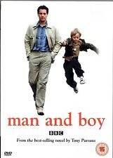 MAN AND BOY IOAD GRUFFUDD IAN McSHANE PAULINE COLLINS BBC UK REGION 2 DVD L NEW
