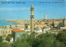 Alte Postkarte - Tel-Aviv, seen from ancient Jaffa