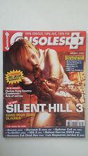 CONSOLES PLUS N°137 - Juin 2003 - SILENT HILL 3 BURNOUT 2 RESIDENT EVIL