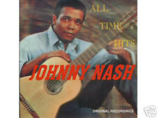 JOHNNY NASH - ALL TIME HITS CD (Limited Edition)