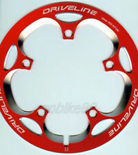 gobike88 Driveline red chainring guard 53T, BCD 130mm, 130g, special offer, 347