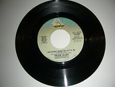 RARE 2nd Release  Peter Allen - You Haven't Heard The Last Of Me Arista  NM 1983
