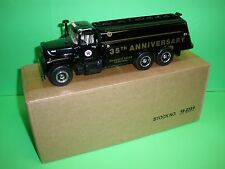 TEXACO STAR ENTERPRISE 35th ANNIVERSARY 1960's MACK R-MODEL TANKER TRUCK 19-2339