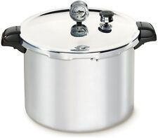 Pressure Cookers XL Canner Stainless Steel Valve 23 Qt Home Kitchen Cookware