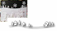 Memory Box dies COUNTRY LANDSCAPE 98239 cutting die All Occasion Christmas trees