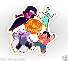 Steven Universe all of the Gems 4 Garnet Sticker decal car laptop scrapbook