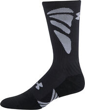 1 Pair Under Armour MPZ Army of 11 Cushioned Football Crew Socks MED  Soccer