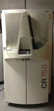 AGFA  CR 75 Digitizer/Reader - CR System  and Agfa 4500 drystar X-ray film print