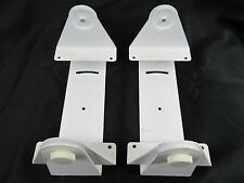 Radio Shack Realistic Minimus 7 Mounting Brackets Only 40-2045 No Speakers