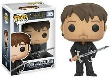 FUNKO POP! Tv: Once Upon A Time -Hook with Excalibur Funko Po Toy