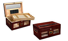 Valencia Digital 120 Cigar Humidor