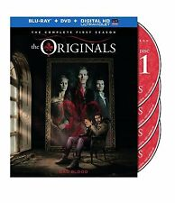 The Originals Complete First Season 1 One NEW 9-DISC BLU-RAY DVD & DIGITAL COPY