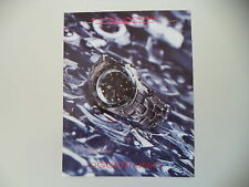 advertising Pubblicità 1998 OROLOGI GALANTI MIRAGE