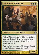 MTG 2x CHRONICLER OF HEROES - AEDO DEGLI EROI - THS - MAGIC