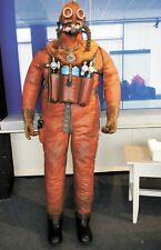 Heavy Rubber Rare Russian Soviet Army Rescue Evacuation Diving Dry Suit Full New