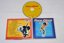 PURE DISCO - VARIOUS ARTISTS - MUSIC CD RELEASE YEAR: 1996