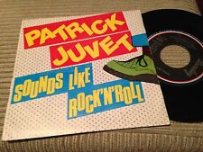 "PATRICK JUVET SPANISH 7"" SINGLE SPAIN SOUNDS LIKE ROCK N ROLL"