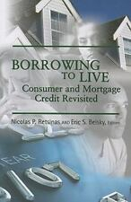 Borrowing to Live: Consumer and Mortgage Credit Revisited (James A. Johnson Met