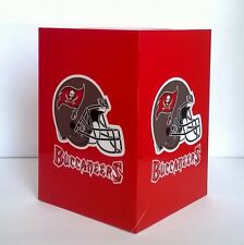 Tampa Bay Buccaneers NFL Team Helmet Flameless Candle