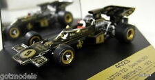 LOTUS 72D-scala 1/43 modello F1 Auto Da quartzo-Dave WALKER BRITISH GP 72 4023
