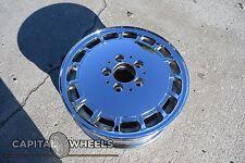 MBZ Mercedes Benz 190 Chrome Wheels RIMS 65143ax SINGLE WHEEL