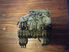 1/6 Hot Toys Gilet d'assaut multi-poches Denali Green - Chest Rig 12 pouces