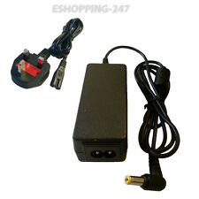 19v 1.58a Packard Bell DOT-M Laptop Charger Adapter + POWER CORD K187