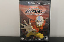 Avatar: The Last Airbender  (Nintendo GameCube, 2006) *Tested/Wii Compatible