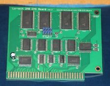 Assembled Tested & Working Lo-Tech 2MB EMS Memory Board for 8 & 16 bit ISA Slots