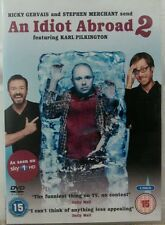 An Idiot Abroad - Series 2 - Complete (DVD, 2011, 2-Disc Set)