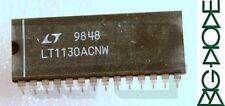 LT1130ACNW  DIP28 Advanced Low Power 5V RS232 Drivers/Receivers