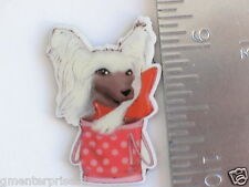 Chinese Crested Dog PIN   DOG PINS Limited Ed **CUTE!**