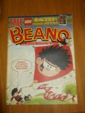 BEANO #3063 31ST MARCH 2001 BRITISH WEEKLY DC THOMSON COMIC