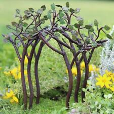 Miniature Tree Arbor (metal) 2-piece set Fairy Garden Dollhouse 1310