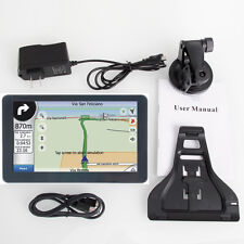 "7"" TFT LCD Screen Built-in 4GB Car GPS Navigator USA Canada and Mexico Map"
