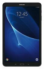"Samsung Galaxy Tab A 16GB 10.1"" Wifi Tablet Android 8MP Black NEW (GSP Shipping)"