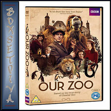 OUR ZOO - Lee Ingleby  **BRAND NEW DVD**