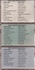 the clash limited edition 3x cassette