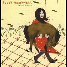 CD Faint Humms - Honeywell, Peggy